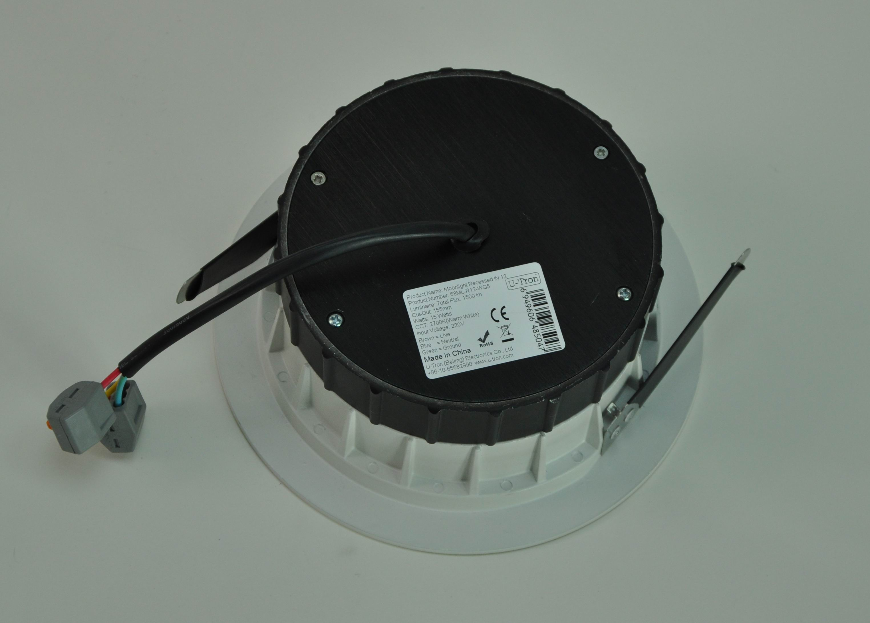 Moonlight Recessed Internal PSU 12 2