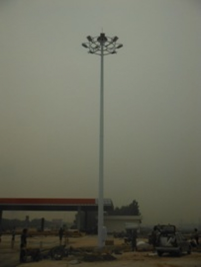 High Mast Area Lights